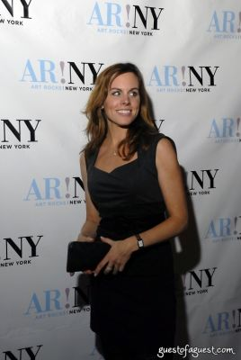 jessica morton in ART ROCKS BENEFIT - Bowery Hotel