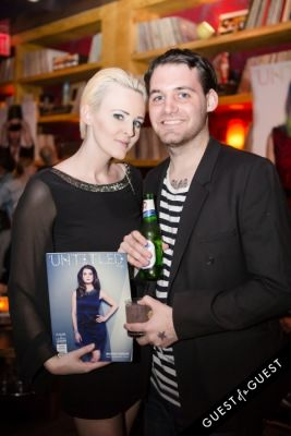 michael sardella in The Untitled Magazine Legendary Issue Launch Party