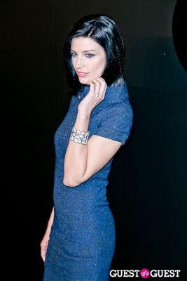 jessica pare in Chanel Fine Jewelry Presents