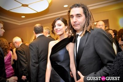 jessica pare in White House Correspondents' Dinner 2013