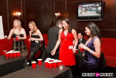 jessica rosen in Black Ties & Beer Pong Benefit