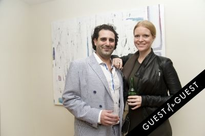 matthew moskowitz in Matthew Moskowitz Pop Up Art Reception