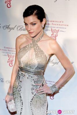 jessica stam in Gabrielle's Angel Foundation Hosts Angel Ball 2012