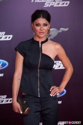 jessica szohr in U.S. Premiere Of Dreamworks Pictures