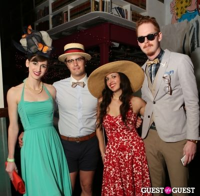 jessica taaffe in Perry Center Inc.'s 4th Annual Kentucky Derby Party