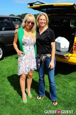 julie deangeles in The 27th Annual Harriman Cup Polo Match