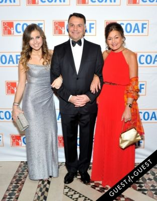 jessie dipucchio in COAF 12th Annual Holiday Gala