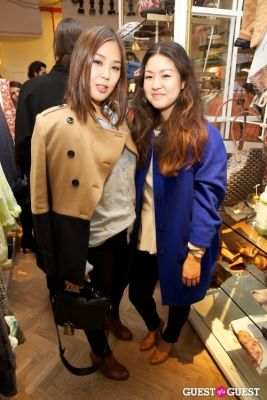 hannah lee in Scotch & Soda Launch Party