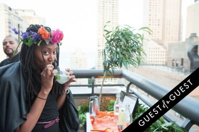 jessyca dudley in Cointreau Summer Soiree Celebrates The Launch Of Guest of a Guest Chicago Part I