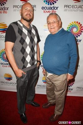 jesus bojoquez in ProEcuador Los Angeles Hosts Business Matchmaking USA-Ecuador 2013