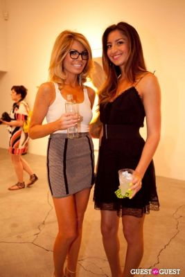 kristy felix in Martin Schoeller Identical: Portraits of Twins Opening Reception at Ace Gallery Beverly Hills