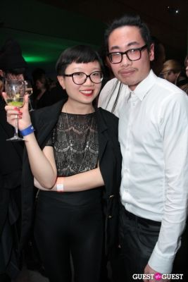 jiajia fei in The Armory Party at the MoMA