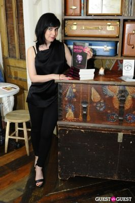 jill di-donato in Book Release Party for Beautiful Garbage by Jill DiDonato