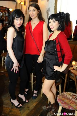dana reichman in Book Release Party for Beautiful Garbage by Jill DiDonato