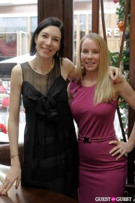 cindy jones in Front Row kick off event- Jill Kargman's Arm Candy at Ginger