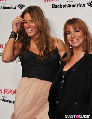 jill zarin in Fashion Forward hosted by GMHC