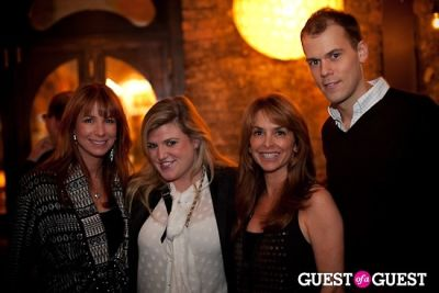 jill zarin in Harper's Bazaar and The ONE Group Host the Opening of The Collective
