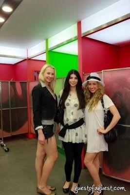 jillian halouska in Sip & Shop for a Cause benefitting Dress for Success
