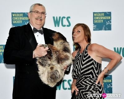 dorianne panich in Wildlife Conservation Society Gala 2013