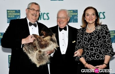 roger thomas in Wildlife Conservation Society Gala 2013