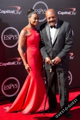 jim brown in The 2014 ESPYS at the Nokia Theatre L.A. LIVE - Red Carpet