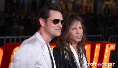 steven tyler in World Premiere of The Incredible Burt Wonderstone