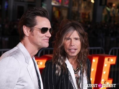 jim carrey in World Premiere of The Incredible Burt Wonderstone