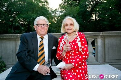 jim mcnabb in The Frick Collection Garden Party