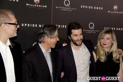 "jim sturgess in Quintessentially hosts ""UPSIDE DOWN"" - Starring Kirsten Dunst and Jim Sturgess"