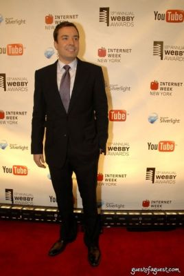 jimmy fallon in 13th Annual Webby Awards