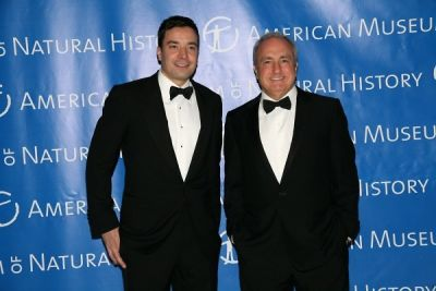 jimmy fallon in The Museum Gala - American Museum of Natural History