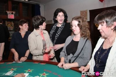 jojo serventi in Casino Night at the Community House
