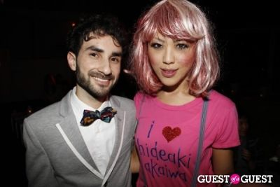 jo castellanos in Paper Magazine's 14th Annual Beautiful People Party.