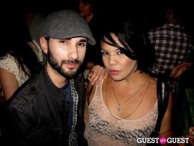 jo castellanos in LA BOUM @ Bardot Featuring Hanson