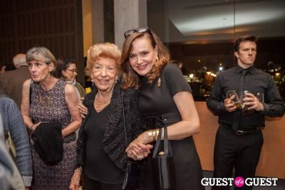 joan baylay in Barak Ballet Reception at The Broad Stage
