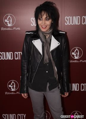 joan jett in Sound City Los Angeles Premiere