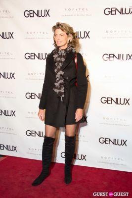 joan severance in Genlux Magazine Winter Release Party with Kristin Chenoweth