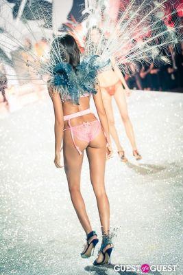 joan smalls in Victoria's Secret Fashion Show 2013