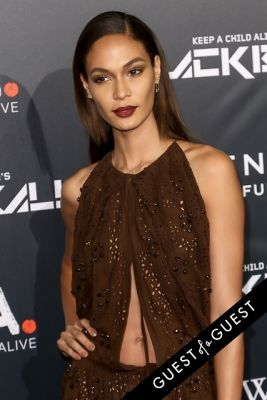 joan smalls in Keep a Child Alive 11th Annual Black Ball