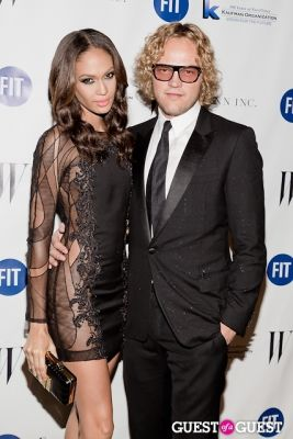 peter dundas in FIT Gala