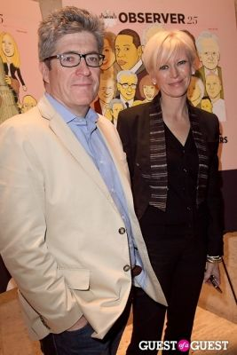 joanna coles in The New York Observer 25th Anniversary