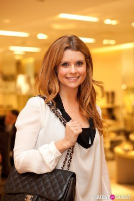 JoAnna Garcia Swisher at Saks Fifth Avenue