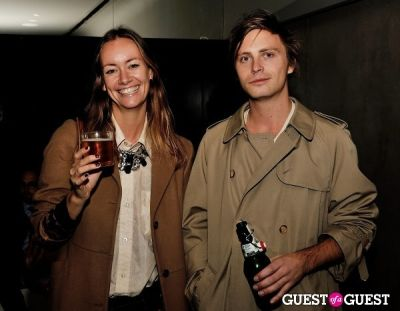 gustaf heden in I Love Charts book release party with Tumblr