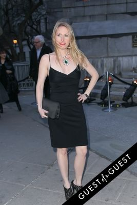 joanna scholl in Vanity Fair's 2014 Tribeca Film Festival Party Arrivals