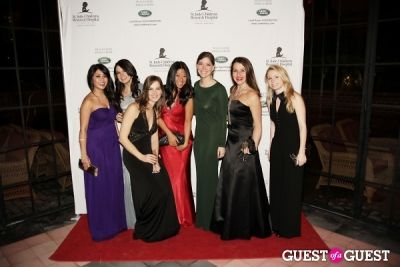 nicole presson in St Jude Children's Hospital 2013 Gold Gala