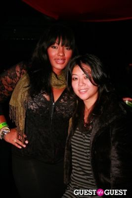 andrea chung in Patrick McMullan's Annual St. Patrick's Day Party @ Pacha