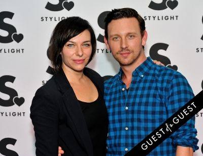 ryan e.-kelly in Stylight U.S. launch event