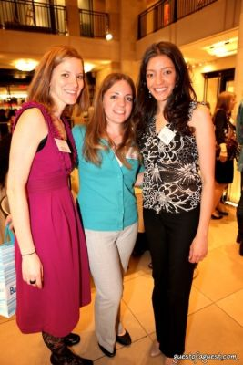 francesca campanella in Girlfriend Getaways Magazine Spring Issue Premier Party at Chocolate Bar in Henri Bendel