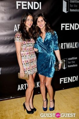 danielle snyder in 18th Annual Artwalk NY Benefiting Coalition for the Homeless