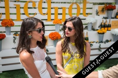 jodie snyder-morel in Veuve Clicquot Polo Classic 2014
